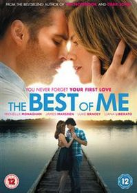 The Best of Me (Import DVD)