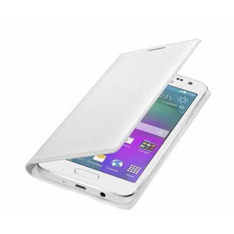 san francisco 8ea3e 7f089 Samsung Galaxy A3 2015 Flip Cover - White