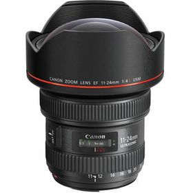 Canon EF 11-24mm f4.0 L USM Lens