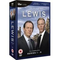 Lewis: Series 1-8 (DVD)