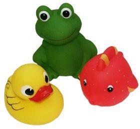 Snookums - Squirt Bath Toys - Pond