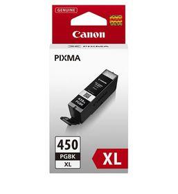 Canon PGI-450XL PGBK Black Single Ink Cartridge