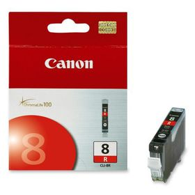 Canon CLI-8 Red Single Ink Cartridge