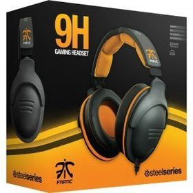 SteelSeries 9H Gaming 7.1 Headset - Fnatic (PC)