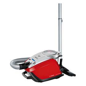 Bosch - 1800 Watt ZOOO Proanimal Bagless Vacuum Cleaner - Red