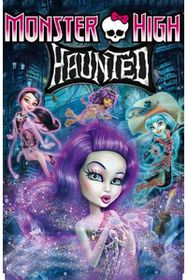 Monster High: Haunted (DVD)