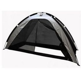 Deryan - Single Bed Tent - Mosquito Net - Silver