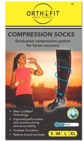 Orthofit Compression Sport Socks - Medium