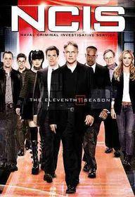 NCIS: The Eleventh Season (Region 1 Import DVD)