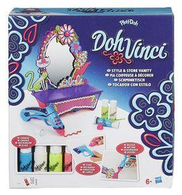 Playdoh Dohvinci Style & Store Vanity