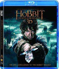 The Hobbit: Battle Of The Five Armies (3D + 2D Blu-ray)