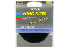 Hoya 52mm HMC NDx400 Filter