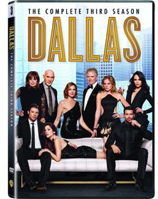 Dallas Season 3 Final Season (DVD)
