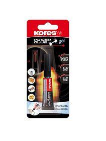 Kores Power Glue Gel - 3g