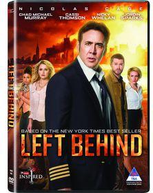 Left Behind 2014 (DVD)