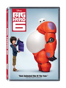 Big Hero 6 (DVD)