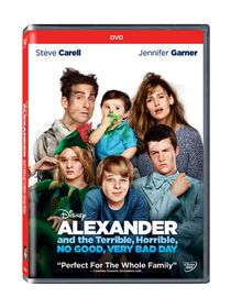 Alexander & The Terrible, Horrible, No Good, Very Bad Day (DVD)