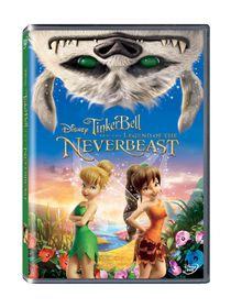 Tinkerbell & The Legend Of The Neverbeast (DVD)