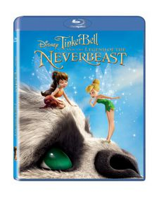 Tinkerbell & The Legend Of The Neverbeast (Blu-ray)