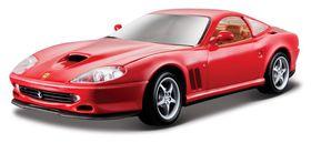 Bburago 1/24 Ferrari 550 Maranello - Red