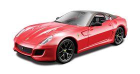 Bburago 1/32 Ferrari 599 GTO - Red