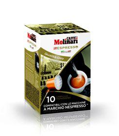 Caffe Molinari - Qualita Oro Blend