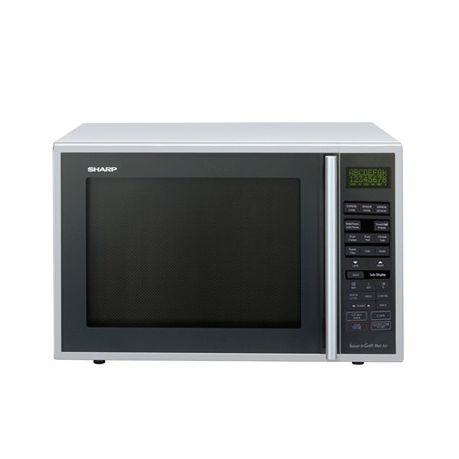 Sharp R 960n 850 Watt Grill Convection Microwave Oven 40 Litre