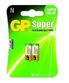 GP Batteries N 1.5V 910A Alkaline Batteries