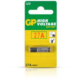 GP Batteries 12V 27A Alkaline Battery