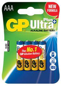 GP Batteries 1.5V AAA Alkaline Ultra Plus Batteries