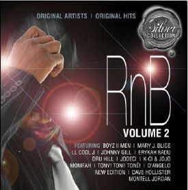 R&B - Vol. 2 Silver Collection - Various Artists (CD)