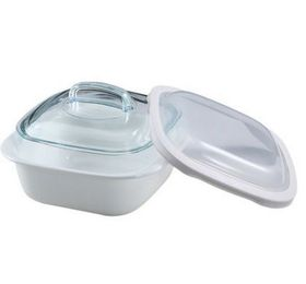 Corelle - Bake Serve and Store Square Dish - 1.5 Litre
