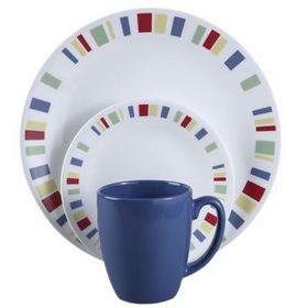 Corelle - Livingware Memphis 16 Piece Dinnerware Set
