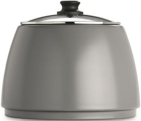 The LotusGrill - Grill Hood - Grey