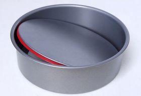 PushPan - Non-Stick Round Cake Tin - 20cm x 6cm