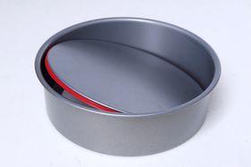 PushPan - Non-Stick Round Cake Tin - 22cm x 6cm