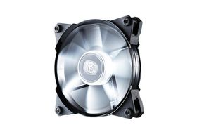 Cooler Master Jetflo 120mm Chassis Cooling Fan - White LED