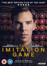 The Imitation Game (Import DVD)