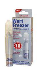 Wardvil Wartfreeze - Freezes Warts