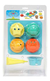 Melissa & Doug Seaside Sidekicks Sand Cupcake Set
