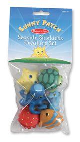 Melissa & Doug Seaside Sidekicks Creature Set