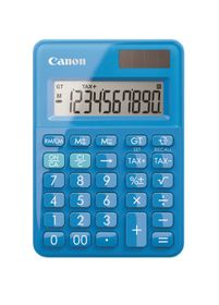 Canon LS-100T Calculator - Blue