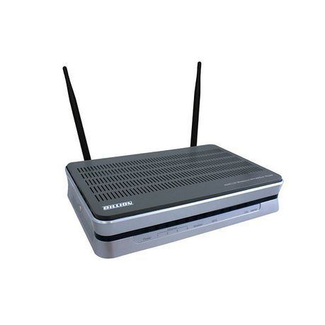 New Drivers: Billion DSL/Cable Router Plus ISDN Router