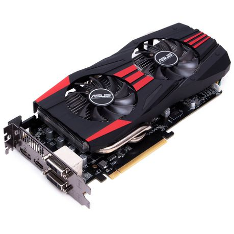 ASUS Radeon R9 270X Direct CU II TOP GDDR5 2GB Graphics Card