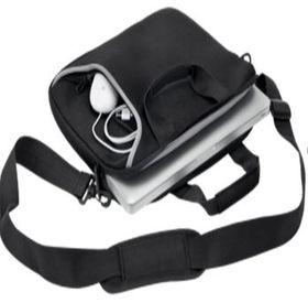 Eco Imitation Neoprene Laptop Case - Black