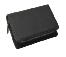 Eco Ladies Stylish Wallet - Black
