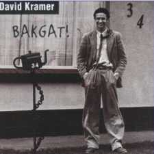 Kramer, David - Bakgat! (CD)