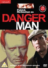 Danger Man - Complete Box Set (Import DVD)
