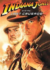 Indiana Jones and the Last Crusade (1989)(DVD)