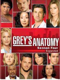 Grey's Anatomy Complete Season 4 (DVD)